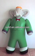 Inflatable PVC Elephant Man