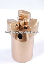concave drill bit own 3wings,4wings and always used drawing water hole,injected hole,damand roadway construction etc