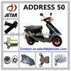 motorcycle engine parts for SUZUKI ADDRESS 50