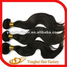 virgin human hair weaving lovely body wave,100% pure Brazilian hair