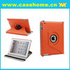 360 degree rotating leather case for ipad 4