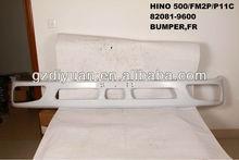 HINO bumper for hino 500 /FM2P/P11C OEM:82081-9600