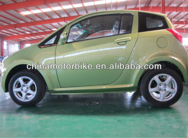 2 seats electric car with air-conditioner vehicle