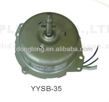40W 1200RPM fan motor for ventilation