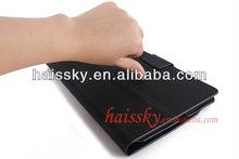 keyboard leather case for iPad mini, for ipad mini keyboard case