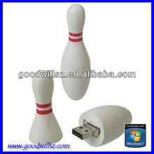 Fashion Bowling Pin USB Memory 2.0