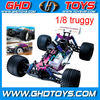 1/8 gas rc car petrol rc car for adult