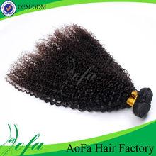 Classy Full Cuticle Malaysian Virgin Curly Hair Kilogram