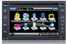 Car DVD GPS Sat Navigation For hyundai universal Car Radio Stereo