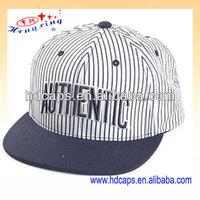 Design your own flat peak 5 panel flower cap/hats wholesale