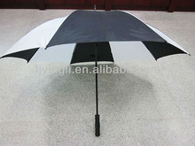 30''x8k high quality straight nice golf umbrella for gifts