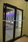 Patio doors- Aluminum clad timber windows