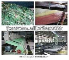Enviromental Friendly waste circuit board (TV,MOBILE,DVD,COMPUTER,copier,printer.....) recycling equipment