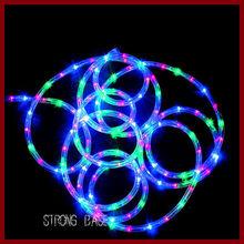 multi-color Super slim rope aquarium pump led light string