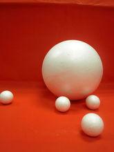 2013 popular big artificial polystyrene foam balls