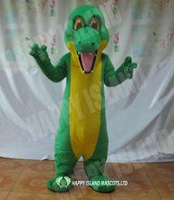 HI EN 71 green dragon costume for adult
