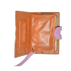 Metal Credit Card Wallet With Mirror