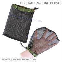 fishing accessory fish handling glove