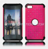 For Blackberry Z10 Case with Diamond