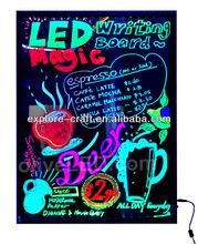 led electronic writing board