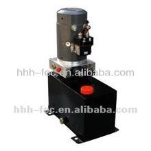 12 volt hydraulic pwer unit 5 for fork lift,mini lift table