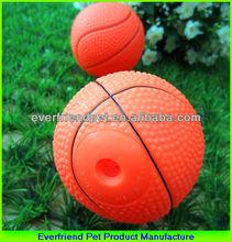 excercise ball of basketball for dog