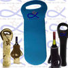 neoprene bottle wine tote bags