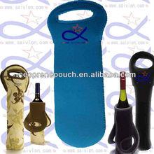 neoprene bottle wine tote bags