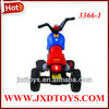 Funny Plastic Tricycle 3366-1 Children Ride On Motorbike With Light