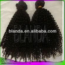 100 grade aaa remy hair weaving brazilian hair meche