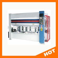 Hydraulic door hot press machine