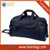 Black Trolley Travel bag on Wheels