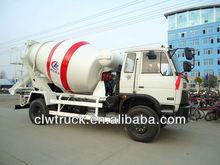 DongFeng 6CBM concrete mixer truck