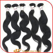Wholesale factory cheap 100 virgin european hair