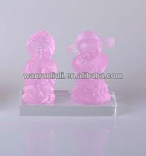 wedding couple east style crystal gift items