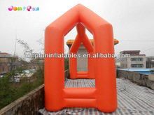 inflatable passway/air archway/event gate