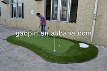 Golf green, golf artificial turf