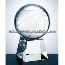 2013 Optical Crystal Basketball