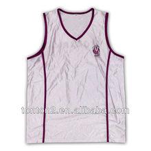 sublimation custom basketball uniform design