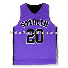 sublimated fashion custom jersey basketball 2013