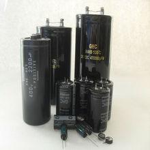 3300uf 400v aluminum electrolytic capacitors