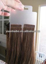 18'' 100g/pc 26 inches Tape Human Hair Extensions 100% Human Hair Grade 4A