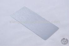 Anodized Brushed Aluminum