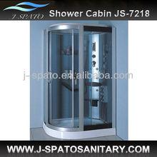 Hot Shower Bathroom Steam&Massage