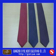 Mens unique ties borderd red silk tie with black white florals necktie