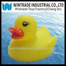 LED Yellow Duck, Flashing Light Duck, Bath Toy Floating Yellow Duck