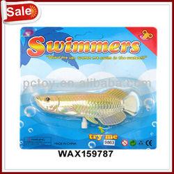 Moving Fish Toys