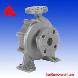China manufacturer cast iron water deep well pump parts