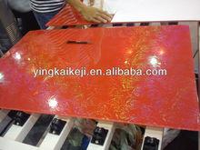 high quality china new design mdf pvc laminate machine