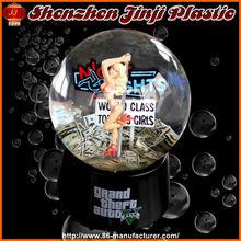 Newest Gift Dance Fairy LED Snow Globe